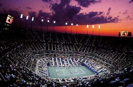 USオープンテニスの観戦チケット、観戦ツアーも